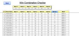 uk thunderball results checker open office ods spreadsheet