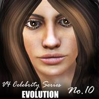 V4 Celebrity Series Evolution No.10 | Software | Design