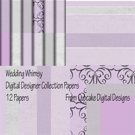 Wedding Whimsy Paper Collection