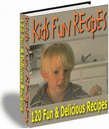 Kids Fun Recipes | eBooks | Children's eBooks