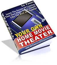 Create Your Own Home Movie Theatre | Audio Books | Computers