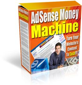 Adsense Money Machine | eBooks | Internet