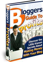 Bloggers Guide to Profits | eBooks | Internet