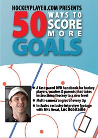 50 Ways to Score More Goals Featuring Luc Robitaille