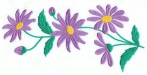 Second Additional product image for - Floral Parade Collection DST