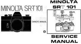 Minolta SR-T101 Service Manual & Instruction Manual | Other Files | Photography and Images