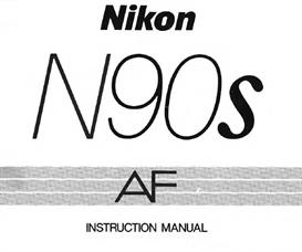 Nikon N90s F90 X  Instruction Manual | Other Files | Photography and Images