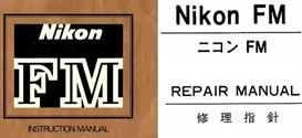 Nikon FM Repair Manual & Instruction Manual | Other Files | Photography and Images