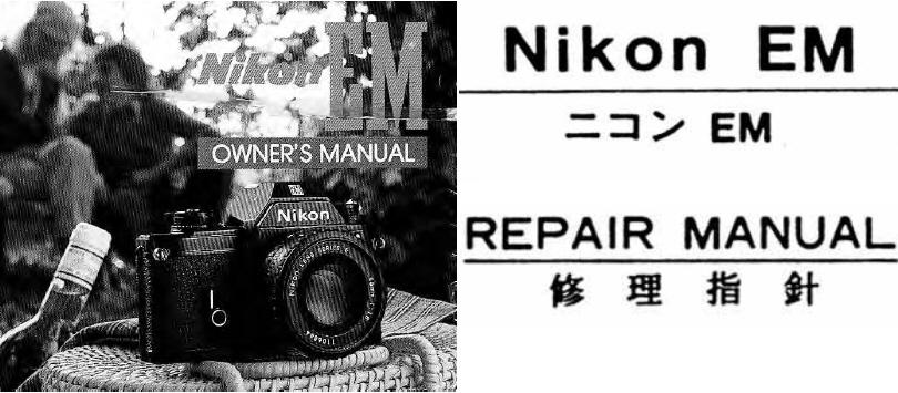 nikon fg owner manual uploadbuster rh uploadbuster weebly com Nikon FG- 20 Nikon FG Manual PDF