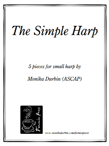 The Simple Harp (for Small Harps) | eBooks | Sheet Music
