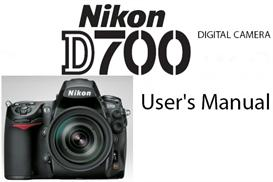 Nikon D700 Instruction Manual | Other Files | Photography and Images