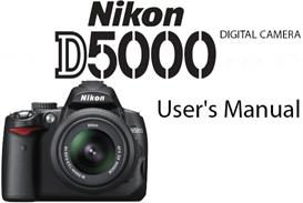 Nikon D5000 Instruction Manual | Other Files | Photography and Images
