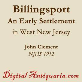 Billingsport | eBooks | History
