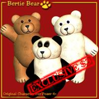 Bertie Bear | Software | Design
