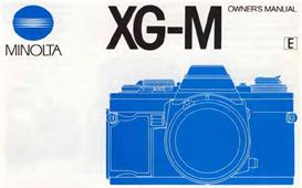 Minolta XG-M XGM 35mm Camera Instruction Manual | Other Files | Photography and Images