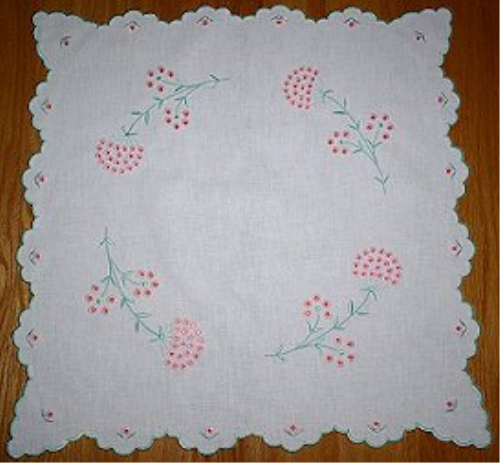First Additional product image for - Cutwork Collection SEW