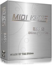 MIDI Keys: Bass - Disco/House(MIDI Loops)   Music   Soundbanks