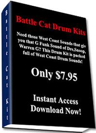 BattleCat Drum Kits
