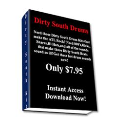 Dirty South Drum Kits