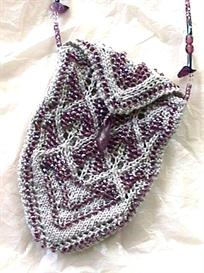 Lorna's Light Necklace Purse ePattern | Other Files | Arts and Crafts