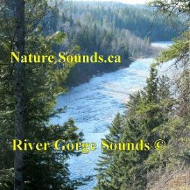 river gorge sounds