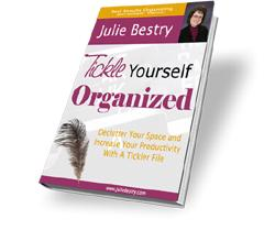 Tickle Yourself Organized | eBooks | Self Help
