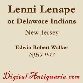 Lenni Lenape or Delaware Indians | eBooks | History