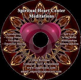 Spiritual Heart Meditations | Audio Books | Self-help