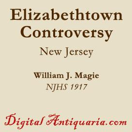 The Elizabethtown Controversy | eBooks | History