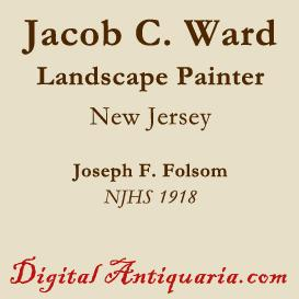 jacob c. ward: landscape painter