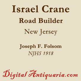 Israel Crane, Road Builder | eBooks | History