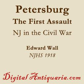 First Assault on Petersburg | eBooks | History