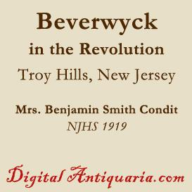 Beverwyck | eBooks | History