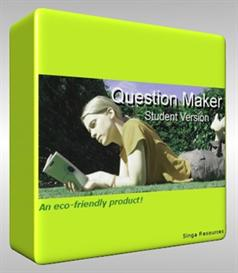 question maker student version 1.00