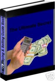 The Ultimate Secret Ebay Buying & Selling Guide | eBooks | Business and Money