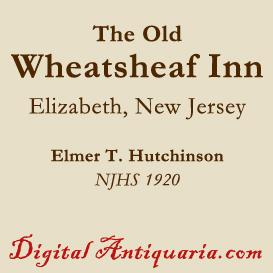 the old wheatsheaf inn