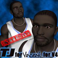 TJ For Vincent For V4 | Software | Design