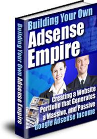 building your own adsense empire with resale rights