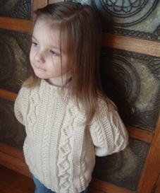 Luna Trail Pullover Knitting Pattern | Other Files | Patterns and Templates