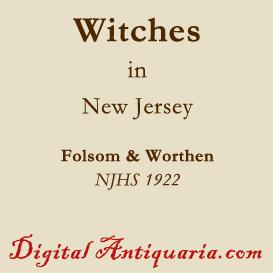 Witches in New Jersey | eBooks | History
