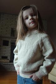 Classic Raglan Pullover Knitting Pattern   Other Files   Patterns and Templates