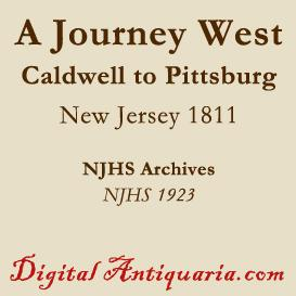 A Journey West in 1811 | eBooks | History