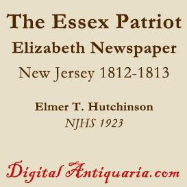 The Essex Patriot of Elizabeth | eBooks | History