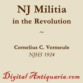 New Jersey Militia in the Revolution | eBooks | History