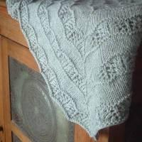 Alpaca Baby Shawl Knitting Pattern | Other Files | Patterns and Templates
