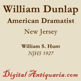 William Dunlap | eBooks | History