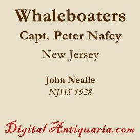 Capt. Peter Nafey's Whaleboaters   eBooks   History