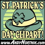 St. Patrick&#39;s Day Clipart