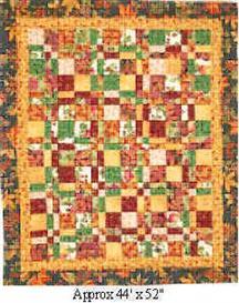 exuberance quilt pattern