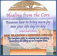 Healing From the Core: Basic Relaxation & Energizing Exercises | Software | Audio and Video